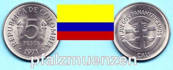 Kolumbien Spiel